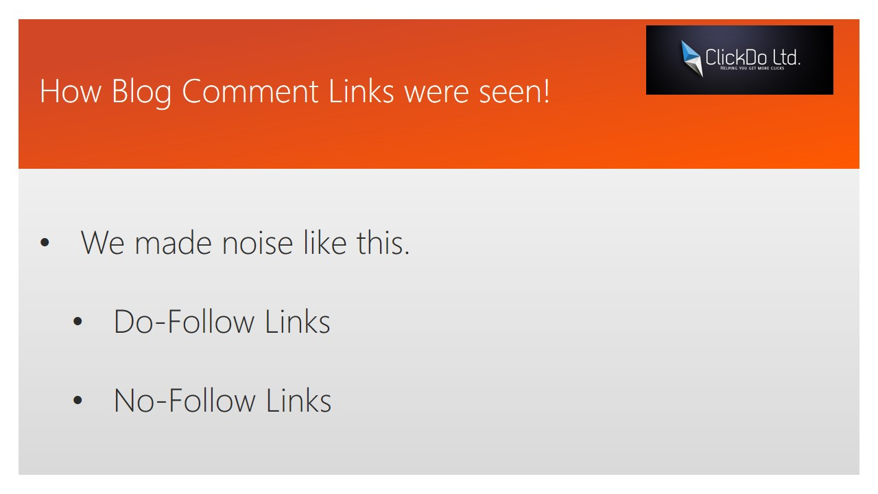 Blog Commenting for SEO in 2016 - Slide (4)