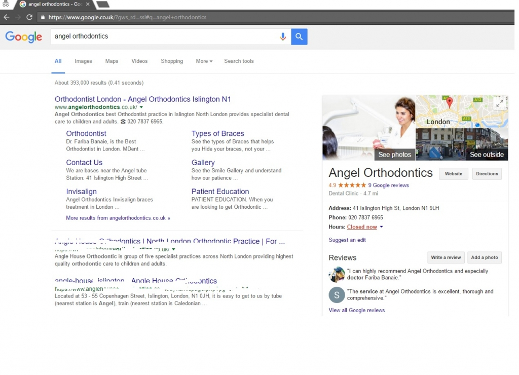 angel-orthodontics-on-google-local