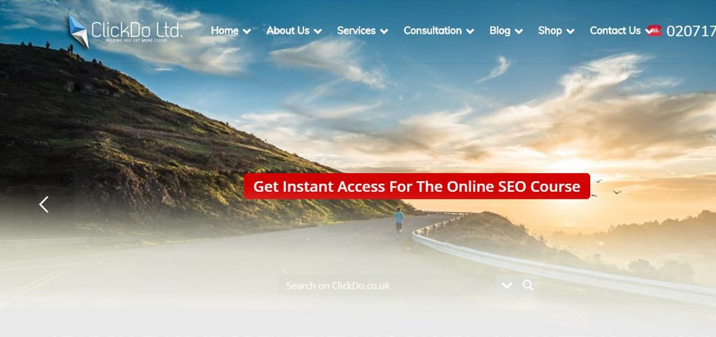 clickdo uk website