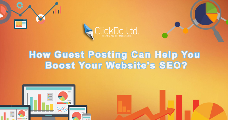 How Guest posting can help you boost your website's SEO
