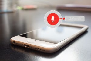 optimize for google voice searches