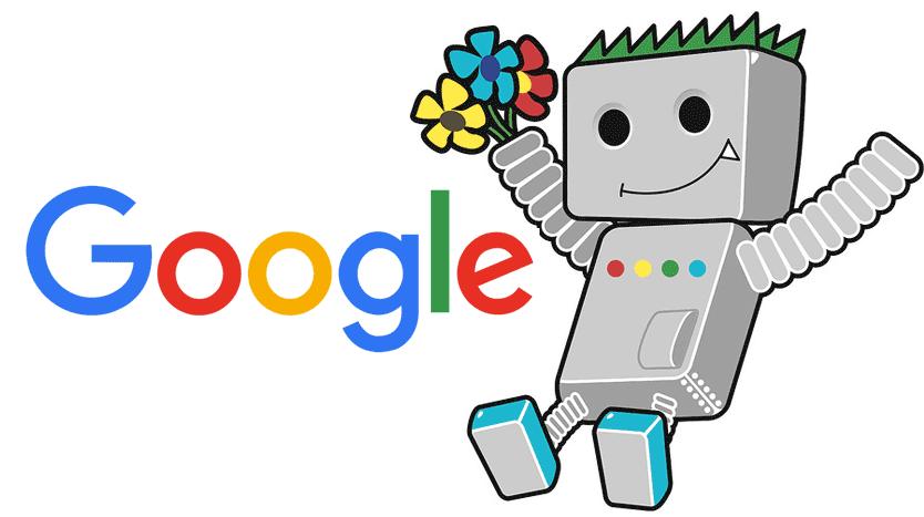 google bot crawling