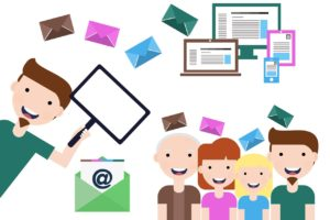 email marketing for business